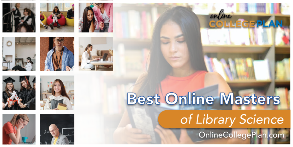 online masters library science