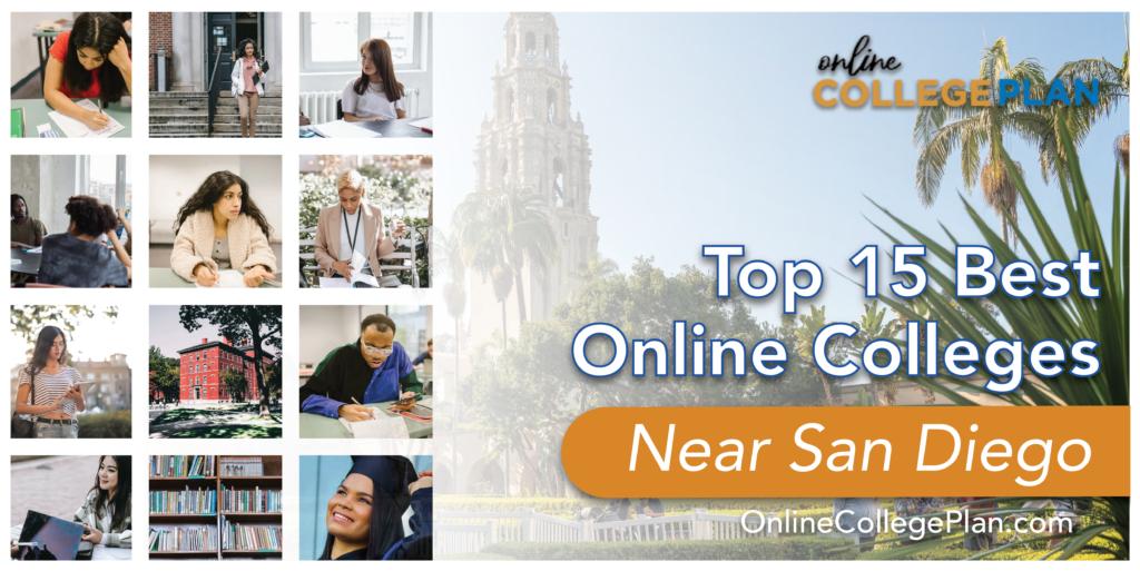 Online Colleges Near San Diego